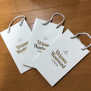 ヴィヴィアンウエストウッド(Vivienne Westwood)のVivienne Westwood ショップ袋☆3枚セット(ショップ袋)