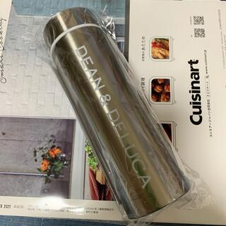 ディーンアンドデルーカ(DEAN & DELUCA)のよしえ様専用です。grow8月号シルバーDEAN DELUCAボトル(水筒)