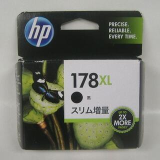 【期限切】HP純正 HP178XL 黒 スリム増量