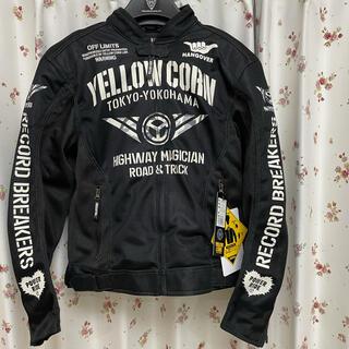 イエローコーン(YeLLOW CORN)の8月31日まで(新品)イエローコーンメッシュジャケット LLサイズ(装備/装具)