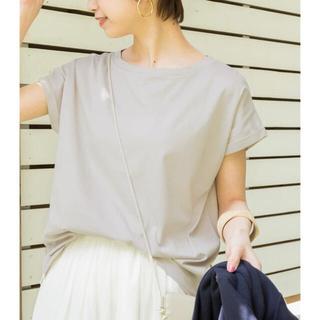 アーバンリサーチ(URBAN RESEARCH)のアーバンリサーチ ペルビアンコットンTシャツ (Tシャツ(半袖/袖なし))