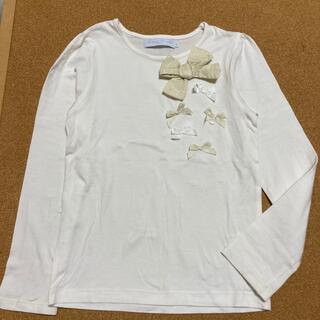 タルティーヌ エ ショコラ(Tartine et Chocolat)のタルティーヌエショコラ 長袖 カットソー 130(Tシャツ/カットソー)