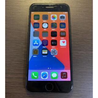 アイフォーン(iPhone)の超美品 simフリー iPhone8 64GB グレー シムフリー(スマートフォン本体)