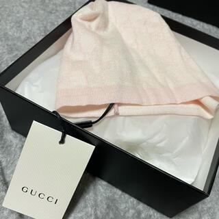 グッチ(Gucci)のGUCCI ベビー帽子(帽子)