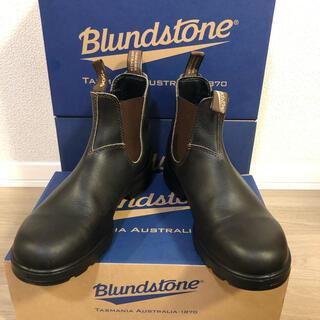ブランドストーン(Blundstone)の【美品】ブランドストーン UK9(約27.5cm)ブラウン(ブーツ)