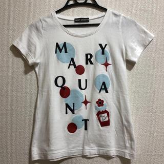 マリークワント(MARY QUANT)のマリークワント Tシャツ サイズ38 M(Tシャツ(半袖/袖なし))