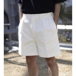COMOLI - DRESS ドレス 新品未使用 L'ECHOPPE チノショーツ NEAT