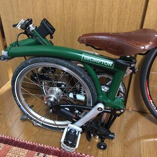 ブロンプトン(BROMPTON)のブロンプトン M3L(自転車本体)