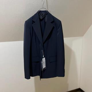 マルタンマルジェラ(Maison Martin Margiela)のMaison Margiera polyurethane jacket(テーラードジャケット)