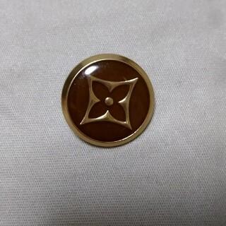 ルイヴィトン(LOUIS VUITTON)のヴィンテージボタン(ルイ・ヴィトン)(各種パーツ)