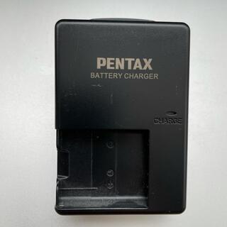 ペンタックス(PENTAX)の【送料込】ペンタックス D-BC108J バッテリー充電器(その他)