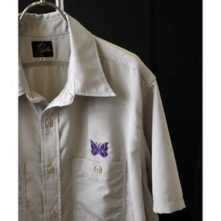 ニードルス(Needles)のNeedles×journalstandard 別注シャツ(Tシャツ/カットソー(半袖/袖なし))