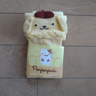 ポムポムプリン(ポムポムプリン)の新品 Sanrio ポムポムプリン ショート丈靴下(ソックス)