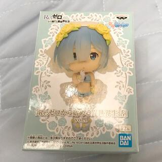 ちびきゅんキャラ リゼロ レム フィギュア Re:ゼロ 新品(アニメ/ゲーム)