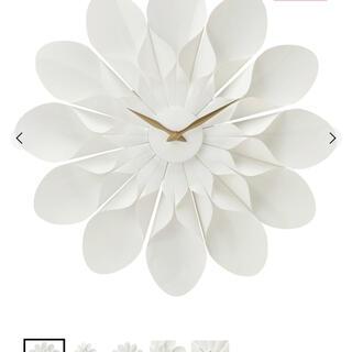 Francfranc - フランフラン フラワー時計