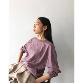 トゥデイフル(TODAYFUL)のtodayful /コットンロンT(Tシャツ(長袖/七分))