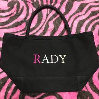 レディー(Rady)のrady トートバッグ❤️ブラック(その他)