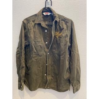 ベンデイビス(BEN DAVIS)のベンディビス シャツ カーキ メンズ ファッション(シャツ)