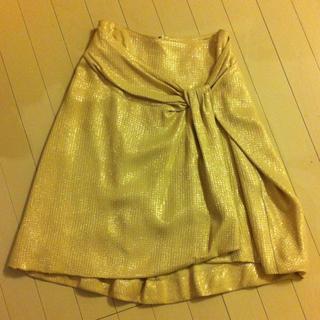 ツモリチサト(TSUMORI CHISATO)のツモリ☆巻きスカート(ひざ丈スカート)