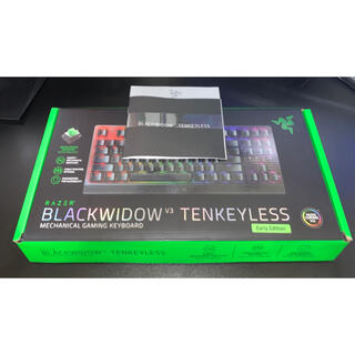 レイザー(LAZER)のRazer BlackWidow V3 TKL Early Edition(PC周辺機器)