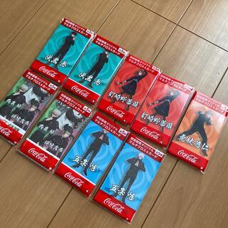 シュウエイシャ(集英社)のコカ・コーラ/呪術廻戦オリジナル マルチクロス&カード(キャラクターグッズ)