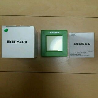 ディーゼル(DIESEL)のDIESEL 4wayclock(置時計)
