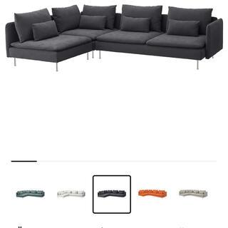 IKEA - IKEAのソーデルハムン 4人掛け SODERHAMN