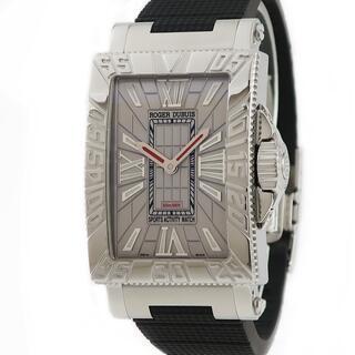 ロジェデュブイ(ROGER DUBUIS)のロジェデュブイ  シーモア MS34 21 9 3.53 自動巻き メン(腕時計(アナログ))