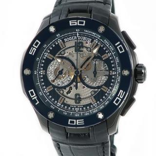 ロジェデュブイ(ROGER DUBUIS)のロジェデュブイ  パルジョン クロノ DBPU0005 自動巻き メンズ(腕時計(アナログ))