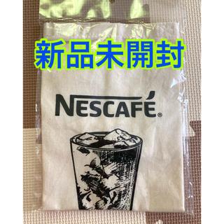 ネスレ(Nestle)の新品未開封 ネスカフェ エコバッグ ゴールドブレンド 未使用 非売品(ノベルティグッズ)