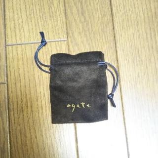 アガット(agete)のアガット 巾着袋(その他)