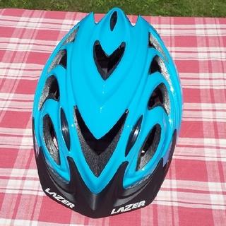 レイザー(LAZER)の自転車用ヘルメット 水色(その他)