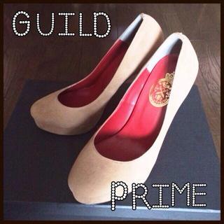 ラブレス 靴/シューズ(レッド/赤色系)の通販 4点