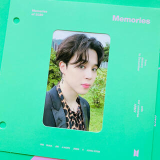 ボウダンショウネンダン(防弾少年団(BTS))のBTS Memories of 2020 メモリーズ ジミン JIMIN トレカ(K-POP/アジア)