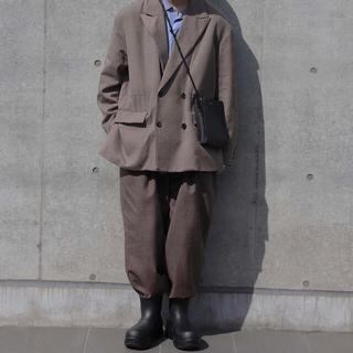 サンシー(SUNSEA)のYoke 18awジャケット(テーラードジャケット)