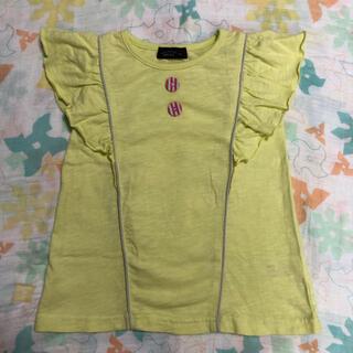 ユニカ(UNICA)の【美品】UNICA カットソー 110(Tシャツ/カットソー)