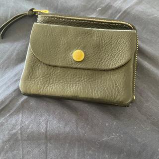 ビームス(BEAMS)の【週末お値下げ】サンク 小さめの財布(財布)