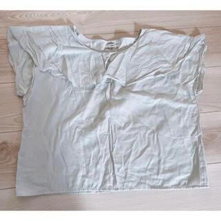 ミスティック(mystic)のミスティック ブラウス トップス(Tシャツ(半袖/袖なし))