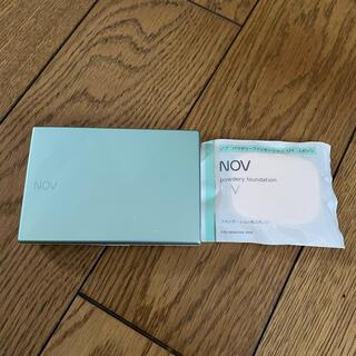 ノブ(NOV)のノブ NOV ファンデーションケース(ファンデーション)