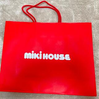 ミキハウス(mikihouse)のミキハウス(ショップ袋)