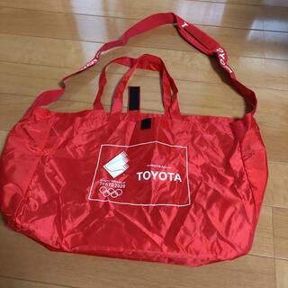 トヨタ(トヨタ)の非売品 トヨタ オリンピック記念 エコバッグ(エコバッグ)