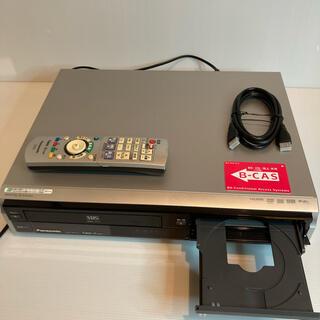 パナソニック(Panasonic)のパナソニック DIGA DMR-XP20V VHSダビング可能、地デジ録画可能(その他)