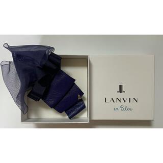 ランバンオンブルー(LANVIN en Bleu)のLANVIN ランバン バレッタ(バレッタ/ヘアクリップ)