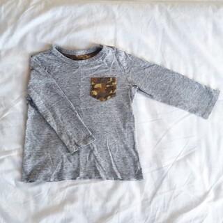 ユニクロ(UNIQLO)のユニクロ 長袖Tシャツ 90(Tシャツ/カットソー)