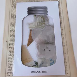 海外 クマ ステッカー 12枚(印刷物)