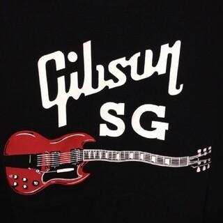 ギブソン(Gibson)のGibsonギター🎸TシャツXL新品タグ付き(Tシャツ/カットソー(半袖/袖なし))