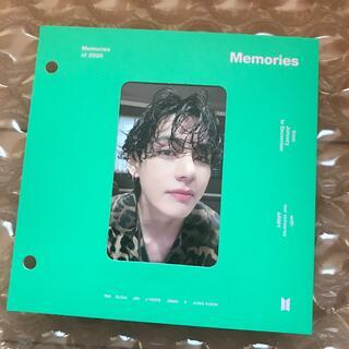 ボウダンショウネンダン(防弾少年団(BTS))のBTS Memories 2020 Blu-ray版 トレカ テヒョン(K-POP/アジア)