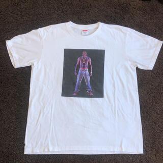 シュプリーム(Supreme)のSupreme Tupac Hologram Tee Mサイズ(Tシャツ/カットソー(半袖/袖なし))