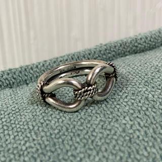 マライカ(MALAIKA)のSteve Arviso ホースウィスパラー リング vintage(リング(指輪))