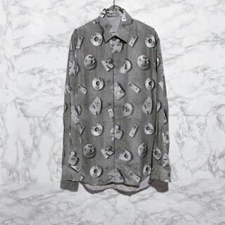 ディオール(Dior)の【現在製造停止・入手困難】DIOR 20SS×ダニエル・アーシャム 長袖Yシャツ(シャツ)